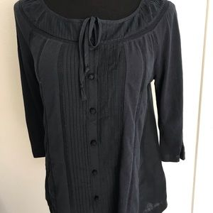 NWT Anthropologie Deletta woman's top size Xs